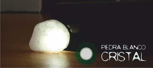 Translucent boulder