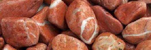 gravilla rojo alicante, grava roja, marmolina roja