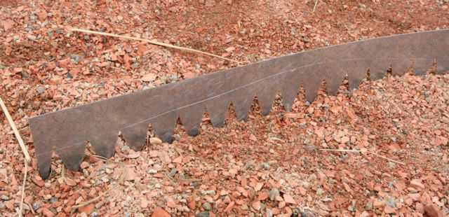 Separadores aridos archives canteras el cerro piedra decorativa cantos rodados negros - Separador jardin ...