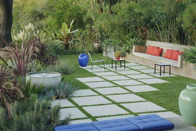 placa_hormigon_cuadrada_blanca_jardin
