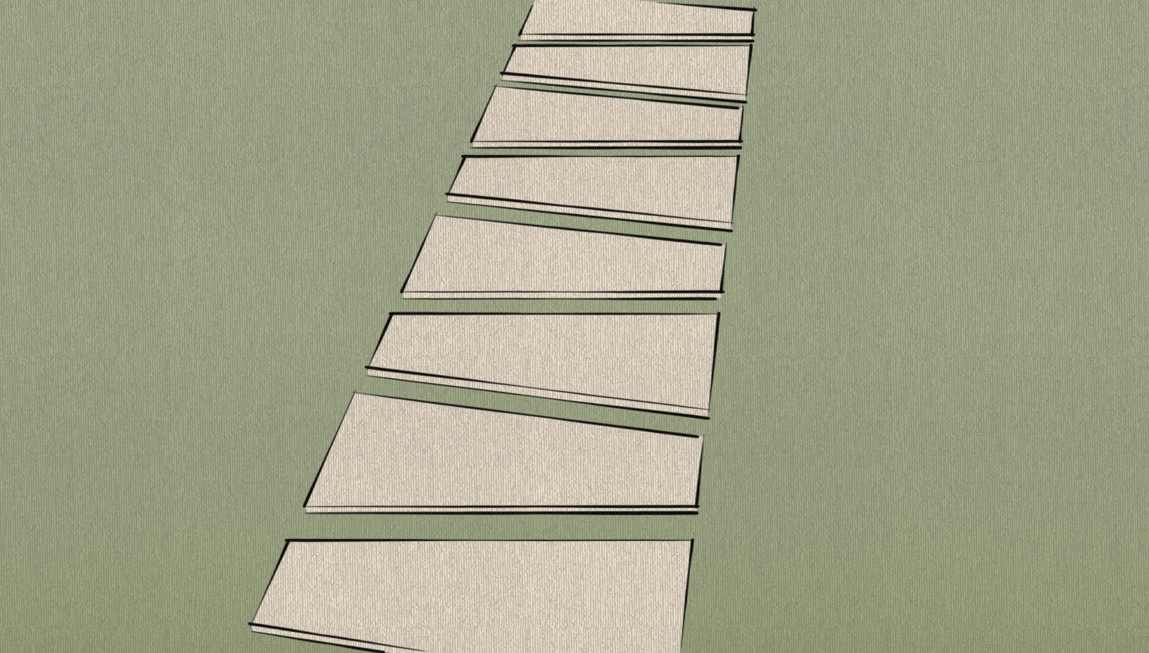 boceto-losas-trapecio-hormigon-blanco