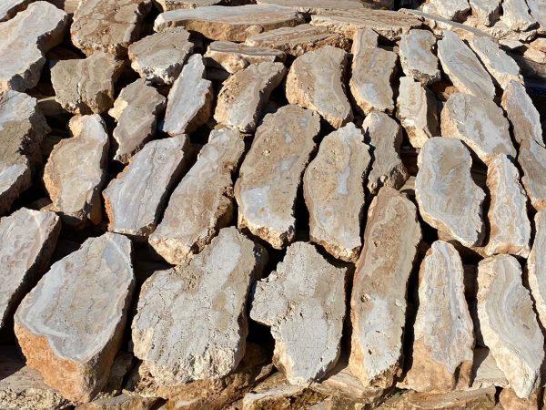 Masonry stones