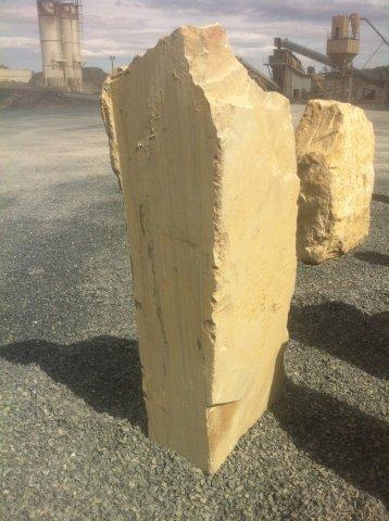 Garden Monoliths, standing stone
