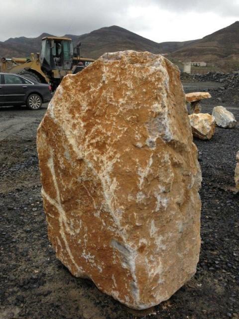 roca amarilla monolitos