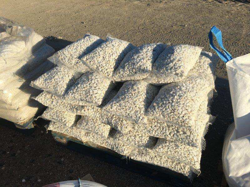 20 kg mesh bags for decorative stone