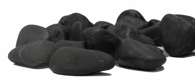 Canto rodado negro zen