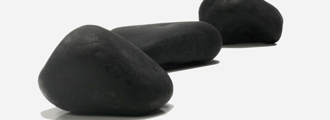 canto rodado negro pulido no chino