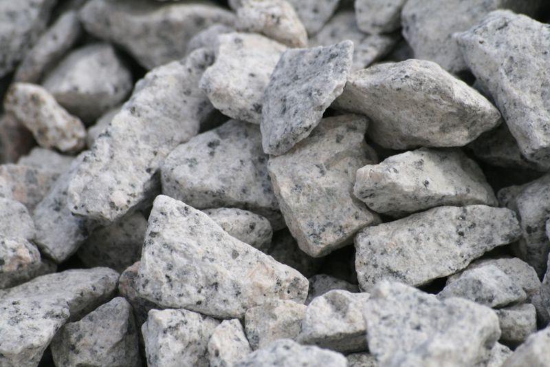 Gravillas de granito para jardin