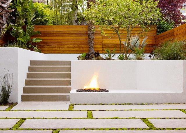 stone concrete imitation  slabs, concrete slab, garden floor slab